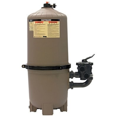 Hayward Pro-Grid Vertical D.E. Pool Filter