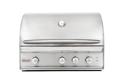 Blaze 34 Professional Grill with 3 Burners - Propane