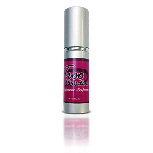 Troo Attraction Pheromone Perfume - Proven Scent To Attract Men, 10ml