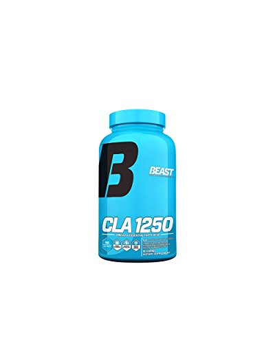 Beast Sports Nutrition CLA Weight Loss Supplement, 90 Count