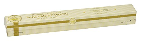 HIC Brands that Cook Mrs. Anderson's Baking Professional Parchment Paper, 15-Inch by 20-Feet