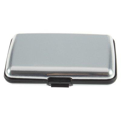Indestructible Aluminum Wallet (Silver)