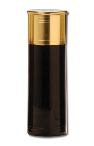 Stansport 12 Gauge Shotshell Thermo Bottle 25-Ounce - Black