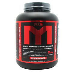 MTS Nutrition Machine Whey Chocolate 5 lbs (2270g)