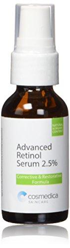 Cosmedica Skincare 2.5-Percent Retinol Serum 1 Ounces