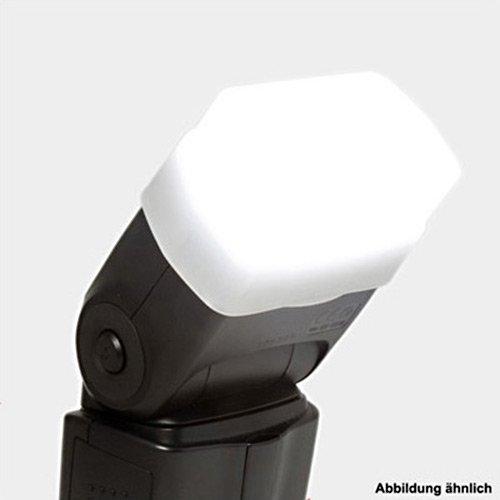 Delamax Diffusor Softbox for Canon Speedlite 430EX, 430EX II - Flash Bounce Bouncer