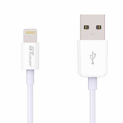 Lightning Cable, [Apple MFi Certified] GTcoupe 3.3ft USB Cable with Lightning Connector USB Charger for Apple iPhone SE/ 6S/6S Plus/6/6 Plus/5/5s/5c/iPad Mini/Air/Pro
