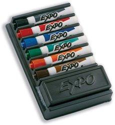 Expo Original Dry Erase Organizer Kit, 7-Piece (83456)