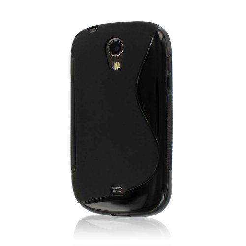 MPERO FLEX S Series Protective Case for Samsung Galaxy Light T399 - Black