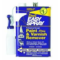 Sansher Corporation 33831 Easy Spray Paint and Varnish Remover, 1-Gallon