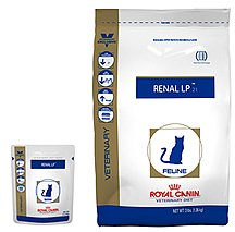 Royal Canin Veterinary Diet Feline Renal LP 21 Modified C Dry Cat Food 2.5 lb