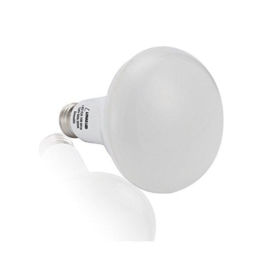 LOHAS® 15Watt BR30 Dimmable LED Flood Light Bulb E26 Base, 75Watt-100Watt Equivalent, Daylight White 5000k, 120V, 1350lm, 120 Degree Beam Angle, LED Light Bulb