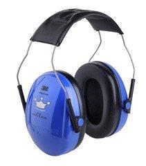 3M Peltor Optime Kid Little Prince Blue Children Ear Muffs / Defenders