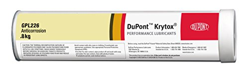 DuPont Krytox GPL226 Anticorrosion Grease with Sodium Nitrite