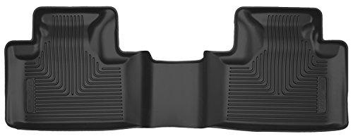 Husky Liners 53661 X-act Contour Black 2nd Seat Floor Liner