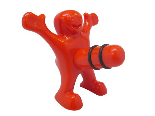 Paladone Happy Man Bottle Stopper