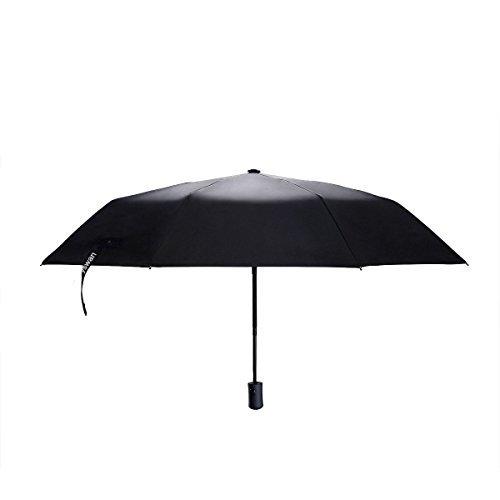 Travel Umbrella, Cozyswan Automatic Folding Umbrella with Sunscreen Function