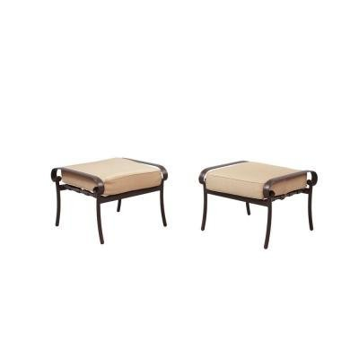 Eastham Patio Ottoman (2-Pack)