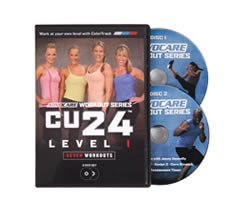 AdvoCare Workout Series - Can You 24 DVDs Level 1