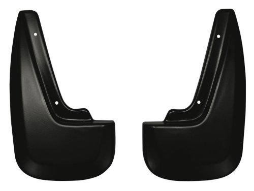 Husky Liners Custom Fit Molded Rear Mudguard for Select Chevrolet Equinox Models (Black)