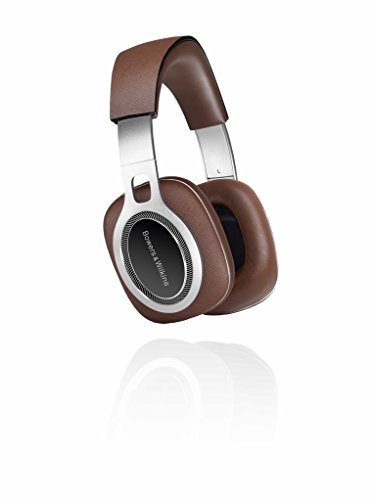 Bowers & Wilkins P9 Premium Headphones, Brown
