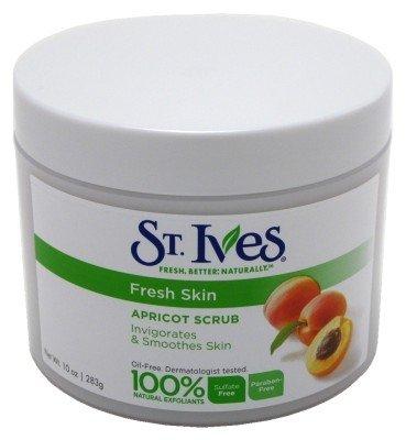 St Ives Invigorating Apricot Scrub, 10 Ounce -- 6 per case.
