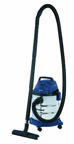 Einhell BT-VC 1250S 1250W Wet and Dry Vacuum with Accessories with 20L Capacity
