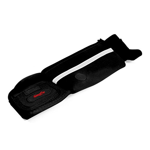 Sportly Phone Running Belt - Multi-feature Waist Pack with Hands Free Phone Capability, All-Purpose Lightweight Storage, Made of Weather-Resistant Neoprene, Comfortable Adjustable Belt