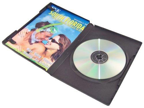 Americopy 100 PREMIUM STANDARD Black Single DVD Cases 14MM