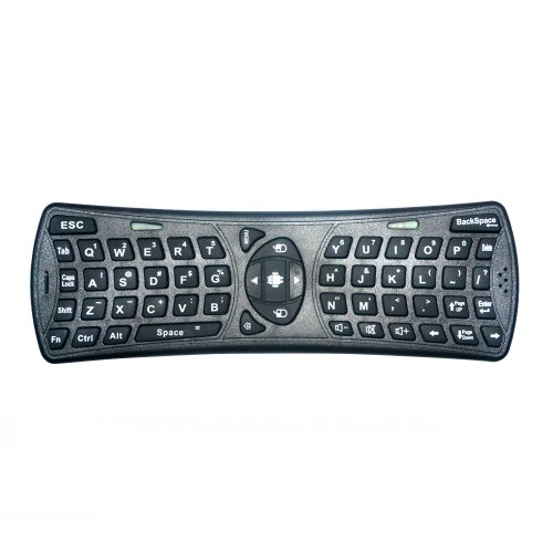 JK-AIR 2.4GHz Wireless Air Fly Mouse&Keyboard For Amazon Fire TV, PC