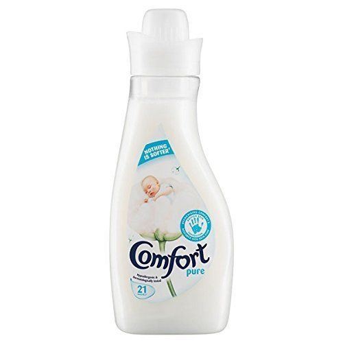 Comfort Pure Fabric Conditioner 750ml - 3 Pack