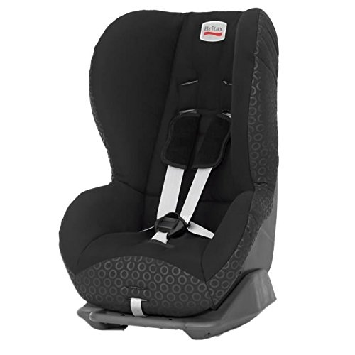 Britax Romer Prince Forward Facing Car Seat, Group 1 - Black Thunder