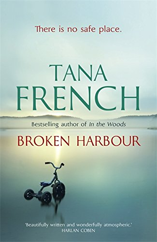 Broken Harbour: Dublin Murder Squad:  4
