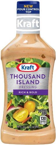 Kraft Thousand Island Salad Dressing 16 oz