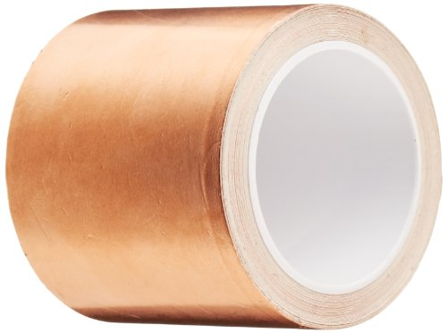 TapeCase CFL-5CA Conductive Copper Foil 2 x 6yds (1 Roll)