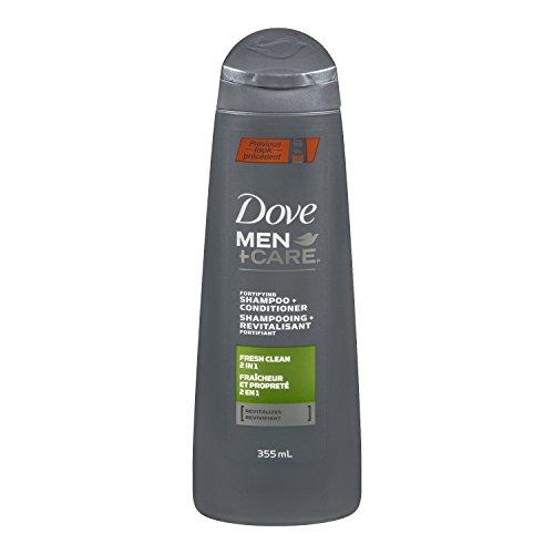 Dove Men +Care Fresh Clean Shampoo + Conditioner 355ml