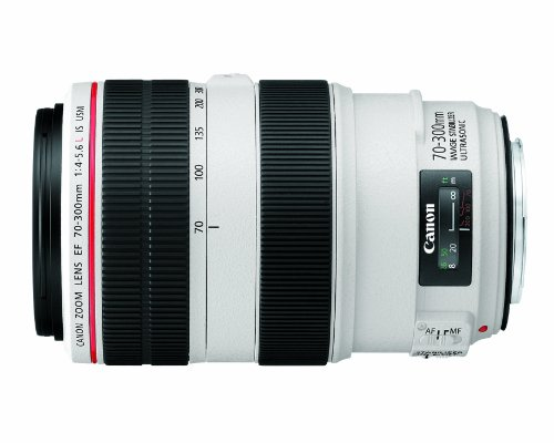 Canon EF 70-300mm f/4-5.6L IS USM UD Telephoto Zoom Lens for Canon EOS SLR Cameras