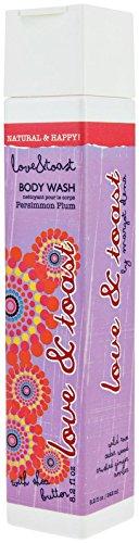 Love + Toast Body Wash - Persimmon Plum - 8.2 oz