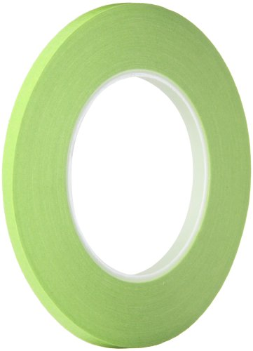 TapeCase 0.25 width x 55M length (1 roll), Converted from 3M 233+ Masking Tape