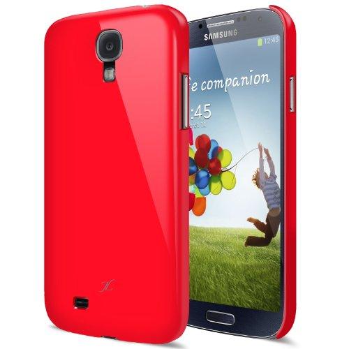[Hot Pink] JL316 Samsung Galaxy S4 Case - Premium Slim Fit Hard Case - Verizon, AT&T, Sprint, T-Mobile, International, and Unlocked - Galaxy S 4 SIV S IV GS4 i9500 2013 Model