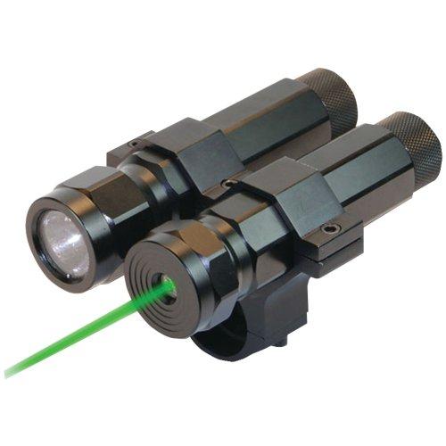 BSA Optics LLSG Varmint Hunter Green laser and Flashlight