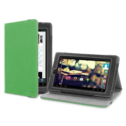 Cover-Up Kobo Arc 7 HD (7-inch) Tablet Version Stand Cover Case - Green
