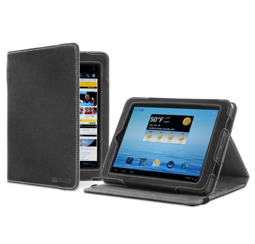 Cover-Up Nextbook Premium8SE (8) (Next8P12) Tablet PC Version Stand Cover Case - Black
