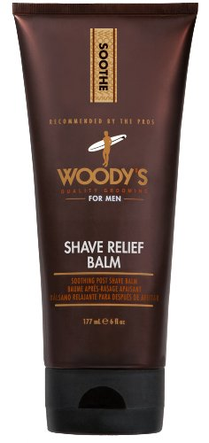 Woody's Shave Relief Balm, 6 oz