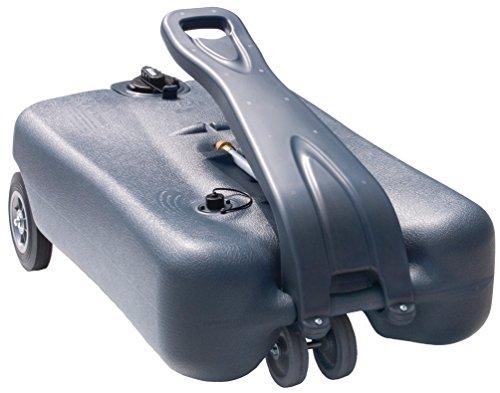 Thetford (40520) Smart Portable Waste Tote Tank with 4 Wheels - 35 Gallon Capacity