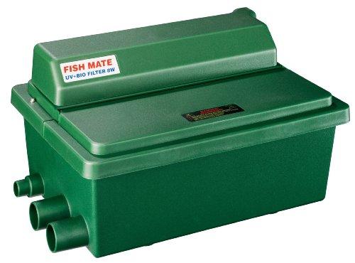 Fish Mate 500GUV Gravity UV+Bio Pond Filter