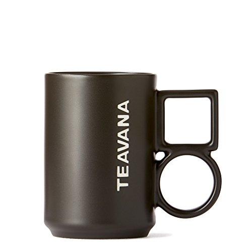 Black Geo Mug by Teavana
