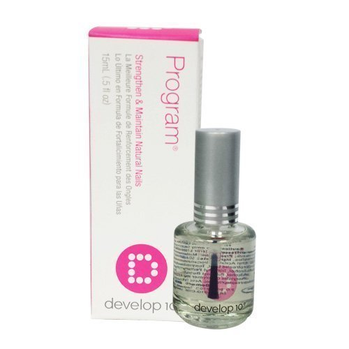 Develop 10 Program Nail Strengthening Formula 17ml. (5/8 oz)