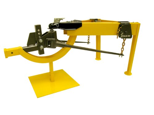 Blue Ox BXW0550 SWAYPRO Weight Distributing Hitch 550lb Tongue Weight for Standard Coupler with Clamp-On Latches