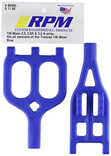 RPM 80465 A-Arm Blue T-MAXX 2.5R, 3.3 Blue